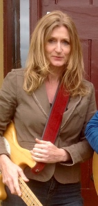 Jane Gordon - Bass Guitar