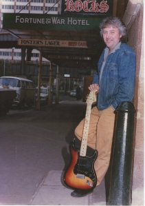 Fortune of War, Sydney, early 80's