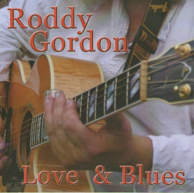 Love & Blues Album Cover