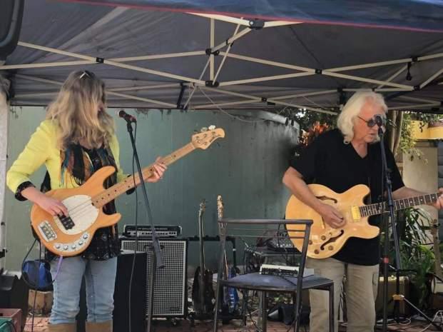 Band Sandy Creek